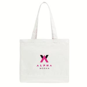 Alpha Woman Tote Bag