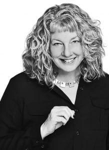 Photo of Nancy Webster by Denise Grant