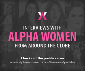 Interviews with aspiring alpha women