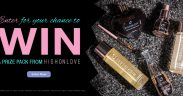 high on love prize pack contest feature image