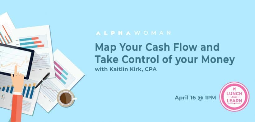 Alpha Woman Lunch and Learn with Kaitlin Kirk