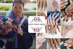 Lisa Lin and Nailed It Nail Studio