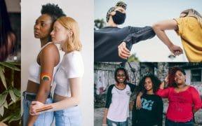 Young Alphas Collage, women empowerment, young women, businesswomen