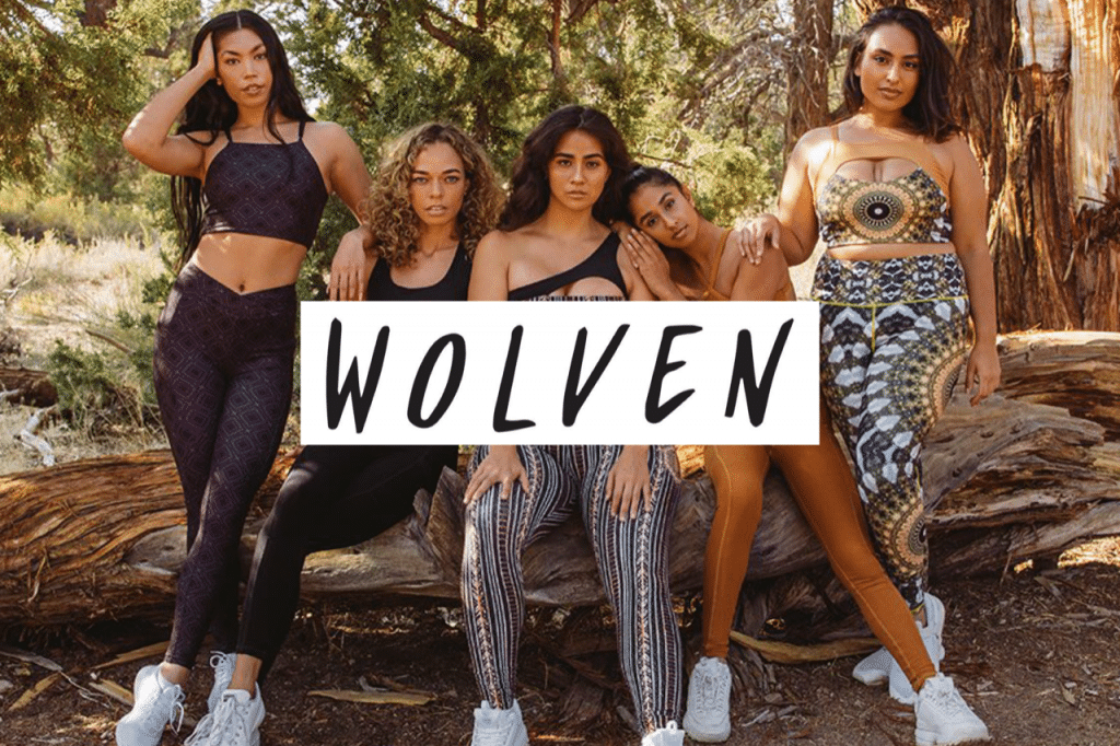 Sustainable brand Wolven