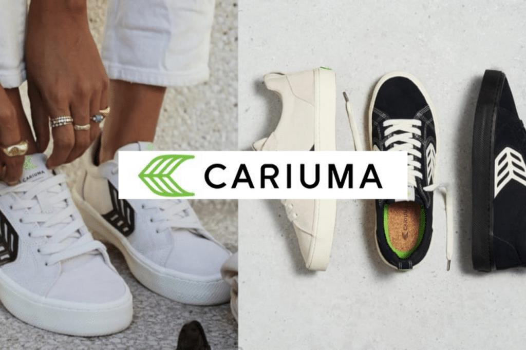Sustainable shoe brand Cariuma