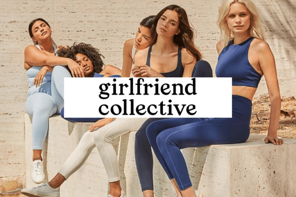 Sustainable brand Girlfriend Collective