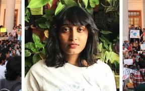 Disha Ravi Climate Action