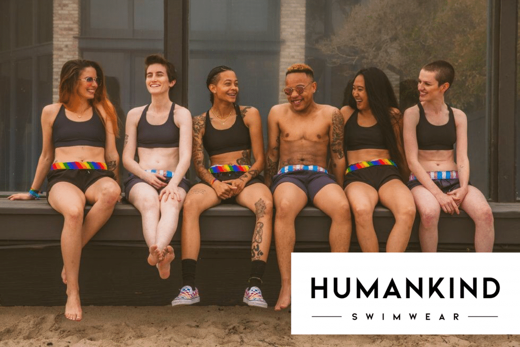 Queer-owned Humankind Swimwear